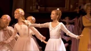 Piotr Tchaikovsky The Nutcracker Ballet in one minute HD 1080p