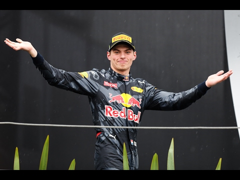 Max Verstappen's Brilliance In Brazil | Brazilian Grand Prix 2016