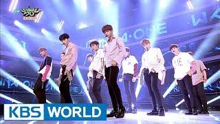 Wanna One - Energetic | 워너원 - 에너제틱  [Music Bank / 2017.08.25]