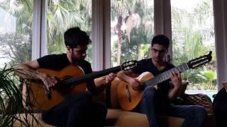 Meso Xıdıramın - Microtonal Guitar Duo (Sinan Cem Eroğlu & Tolgahan Çoğulu)