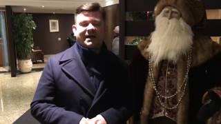Zenek zaproszenie na koncert - Kanada Mississauga 9 grudnia 2016
