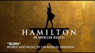 Hamilton | Burn [Instrumental/Karaoke in A Minor]