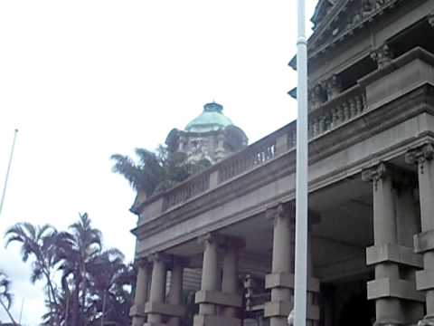 Durban City Hall – Similar To Belfast – South Africa – January 2011