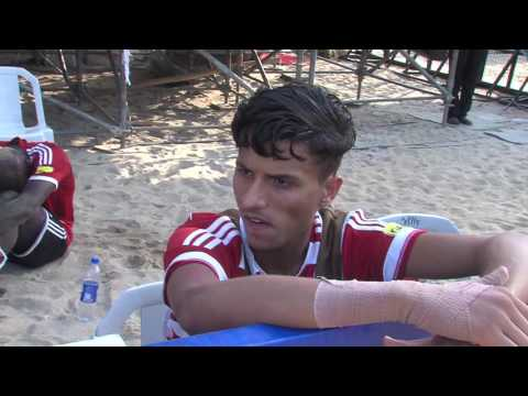 CAF Beach Soccer AFCON Day 3