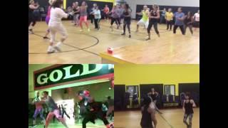 Golds Gym Saint Cloud  Zumba With Nita Dance Workout