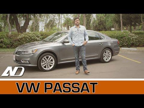 Volkswagen Passat - Prácticamente una limusina