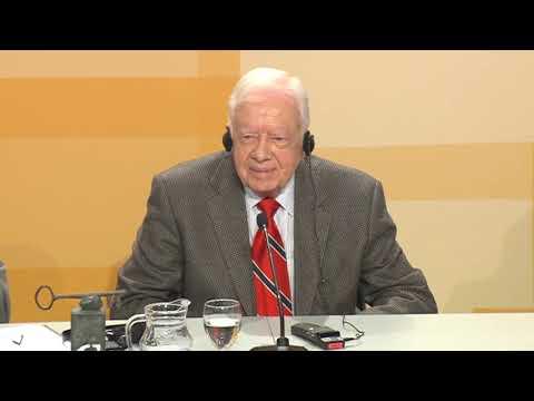 2010 – Lliurament del XXII Premi Internacional Catalunya a Jimmy Carter
