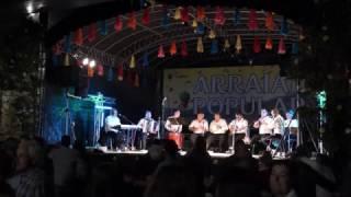 Os Raimundos - Live em Arraial Popular em Tarouquela 2016