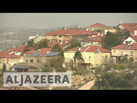 Occupied West Bank: Israel approves 2,500 new settler homes