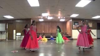 Ladio -  I Movie Dance by Cardiff Girls - Diwali 2015 width=