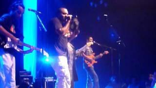 Alain Ramanisum et le groupe Ravanna en live a cholet octobre 2009