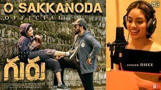 """Guru"" : O Sakkanoda Video Song Making   Daggubati Venkatesh, Ritika Singh   Santhosh Narayanan"