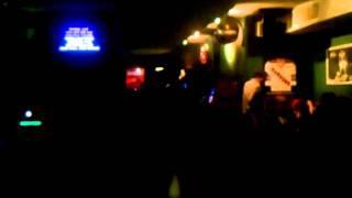 J bizz doing karaoke. Freak Nasty - da dip