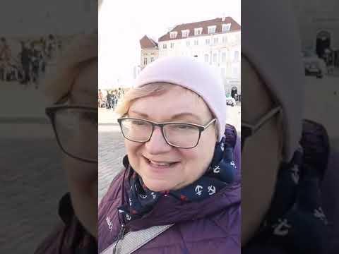 Репортаж из сказочного Таллина. 19.10.2019