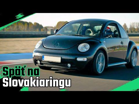 Projekt VW Beetle 9 - Späť na Slovakiaringu! Aký máme čas teraz?