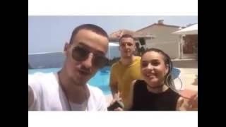 Getinjo , Mozzik , Kida , Endri - Cover (Baby Falma)