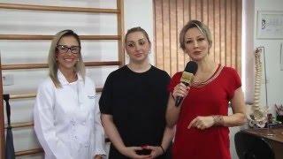 Programa Studio Leticia 04-12-2015 - Dra. Josiane Barros (Depoimento Helena Viese)