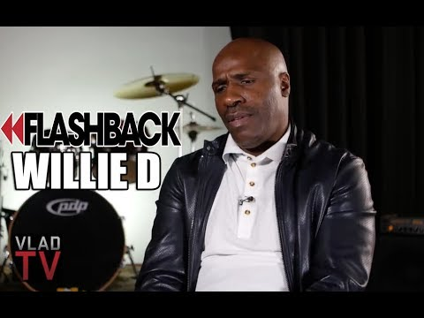 Flashback: Willie D Doesn't Know Why Ppl Scared of J Prince, He's a Nice Guy