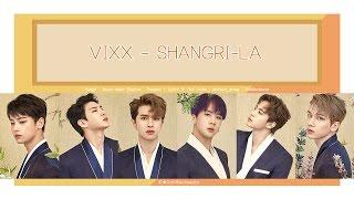 [THAISUB] VIXX (빅스) - SHANGRI-LA (도원경) (桃源境)