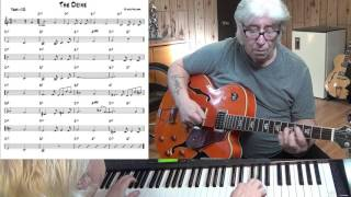 The Drive - Jazz guitar & piano cover ( Oliver Nelson )
