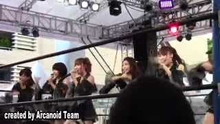 Kamen Rider Girls - E-X-A (Exciting × Attitude) at Thailand Comic Con 2014