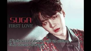 [SUB ITA] BTS (SUGA) - FIRST LOVE (Traccia #6 - WINGS)