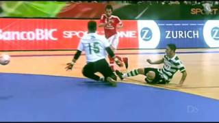 Futsal S.L. Benfica 1:2 Sporting CP 19.06.2016 Promo