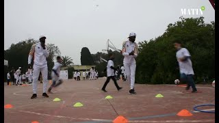 Lancement de l'activité « Sport pour le Développement » (S4D) dans les écoles publiques