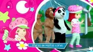 Doce Salgado - Docinho de Morango - Festival Panda