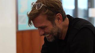DAZN: Salah / Coutinho - Song x Jürgen Klopp