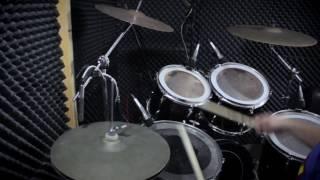 Maximo Grado - El Hombre Del Equipo (Drum Cover)