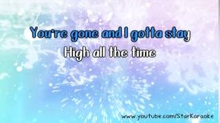 "Tove Lo - ""Habits (Stay High)"" [Karaoke/Instrumental]"