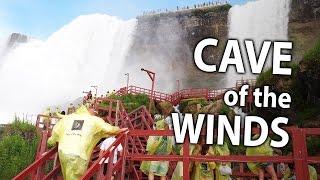 Cave of the Winds at Niagara Falls, USA width=