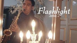 Flashlight (Jessie J) alto saxophone cover by Desmond Amos