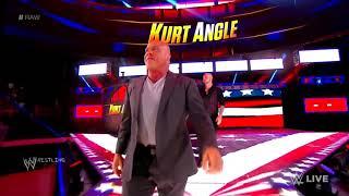 ROMAN REING VS BARON CARBIN / BROUN STROWMAN VS JINDER MAHAL - WWE