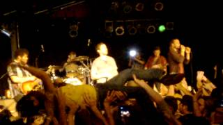Dance Gavin Dance - We Own The Night (Live in Atlanta, GA)