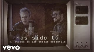 Aleks Syntek - El Ataque de las Chicas Cocodrilo (Lyric Video) ft. David Summers