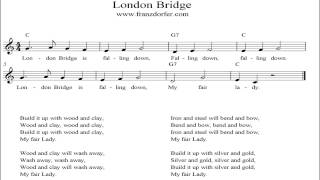 London Bridge - instrumental