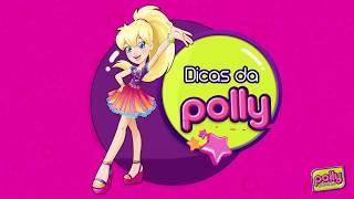 Polly Pocket em Português Brasil | Dicas da Polly: Desafio de Tirolesa | Desenhos Animados