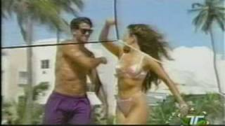 Thalia - Amandote Music Video (TelehitSpecial)