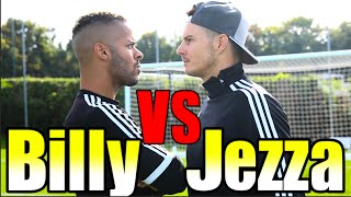 Billy VS Jezza | Riyad MAHREZ Penalty BATTLE!