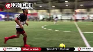 Celaya GTO vs. Challenger Liga 5 de Mayo