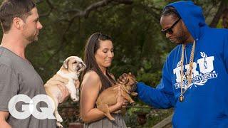 2 Chainz Pets a $100K Dog   Most Expensivest Sh*t   GQ