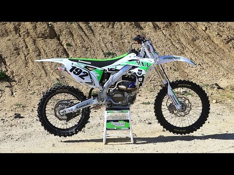 20 Tips on 2016 Kawasaki KX250F || Motocross Action Magazine