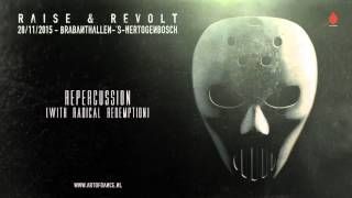 Angerfist & Radical Redemption - Repercussion