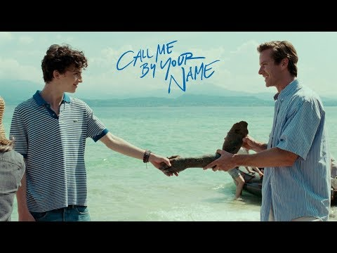 CALL ME BY YOUR NAME. Vacaciones en Crema. En cines 26 de enero.