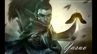 League of Legends   Gaita Yasuo