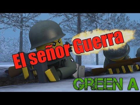 El Senor Guerra de Green A Letra y Video