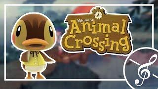 Animal Crossing Gamecube: Rainy Day: Orchestra