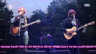 [Seoul Jazz Festival] Kings of Convenience - Homesick